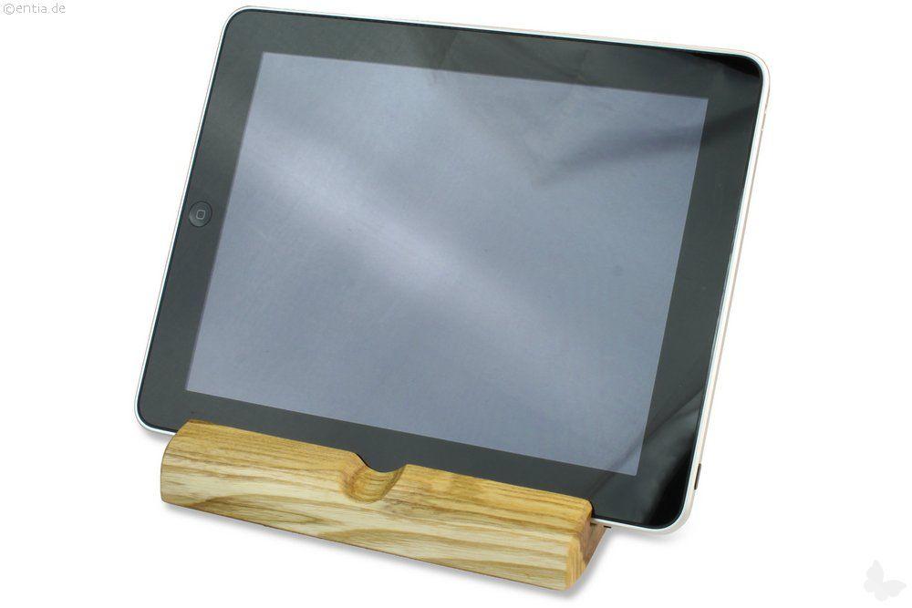 Tablet-PC-Ständer, Esche