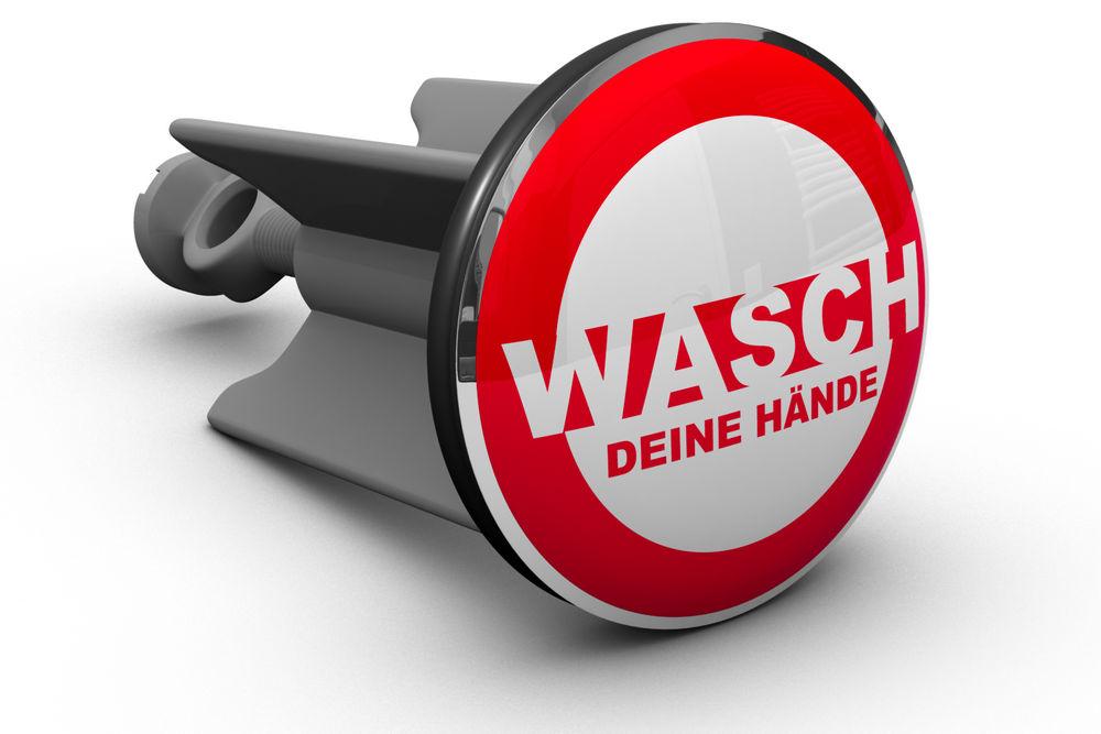 waschbeckenst psel plopp h nde waschen nachhaltiges. Black Bedroom Furniture Sets. Home Design Ideas