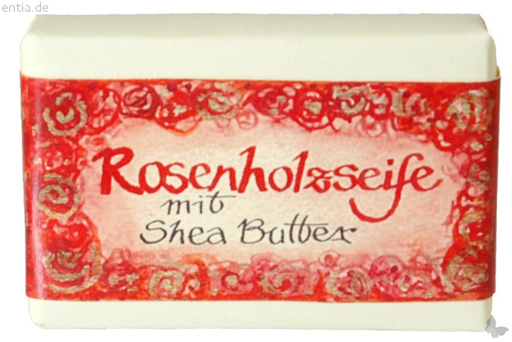 Rosenholz-Seife - Blockseife
