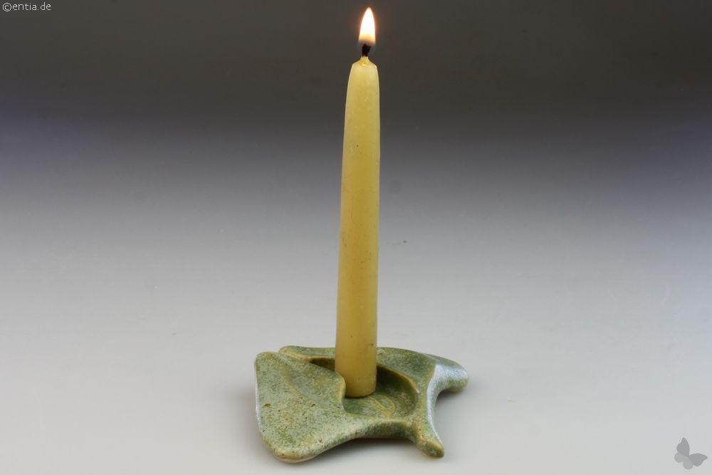 Kerzenständer Ginkgo