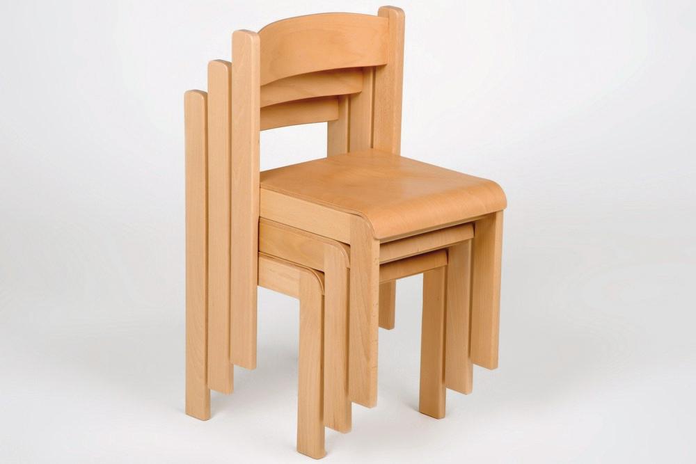 Kindermöbel Stapelstuhl Buche Nachhaltiges Aus Sozialen Manufakturen