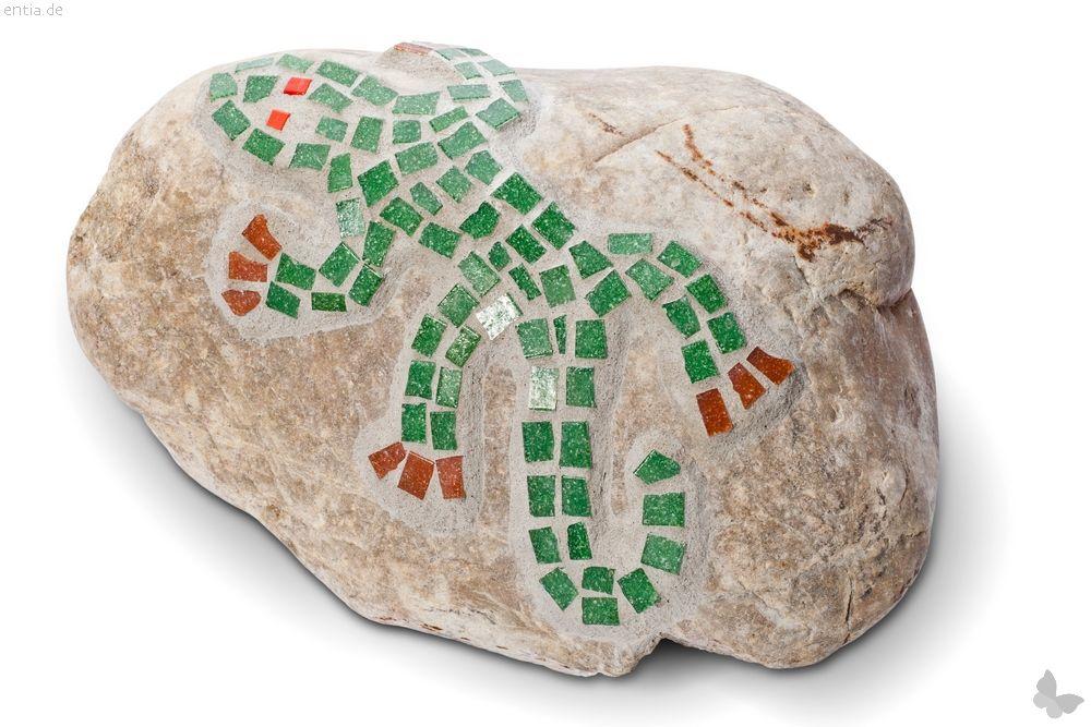 Steinkunst Gecko M