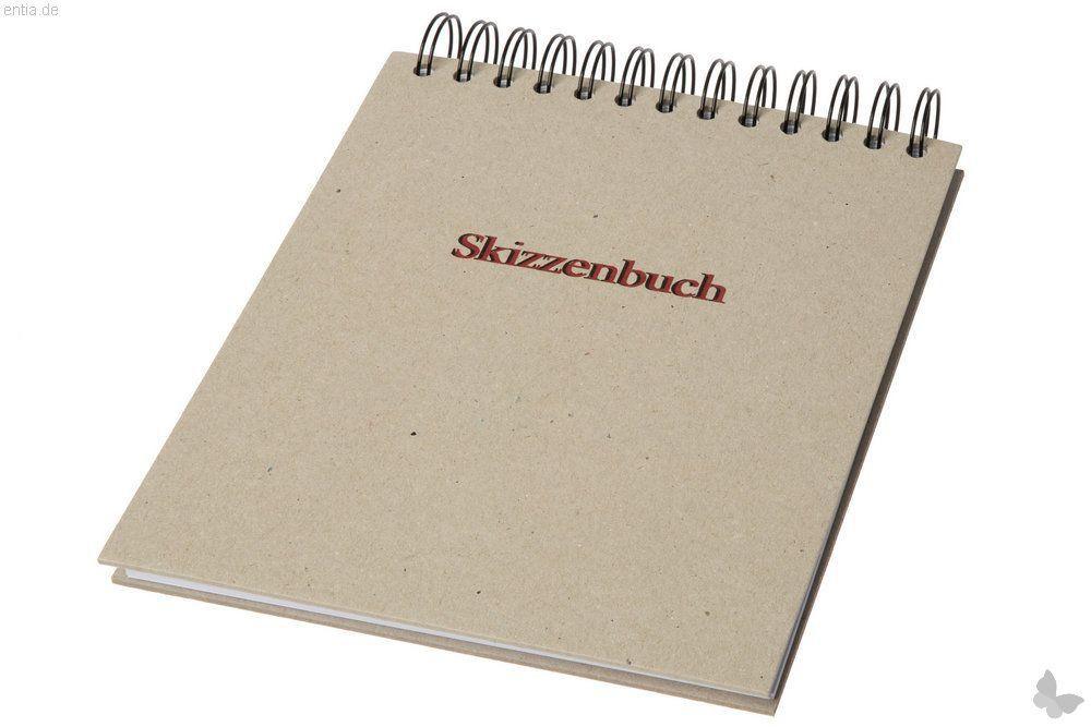 Skizzenbuch Hochformat mittel