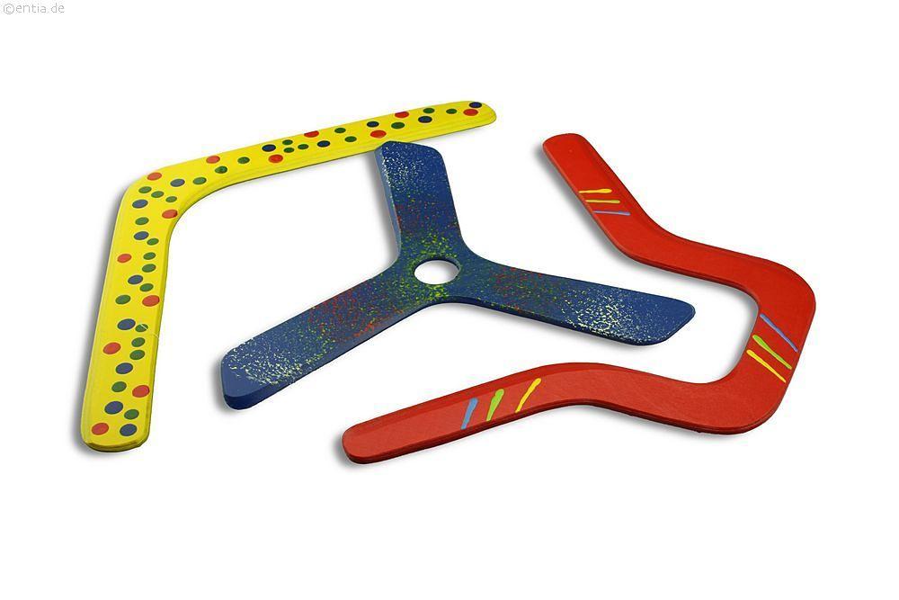 Bumerang 3er Set