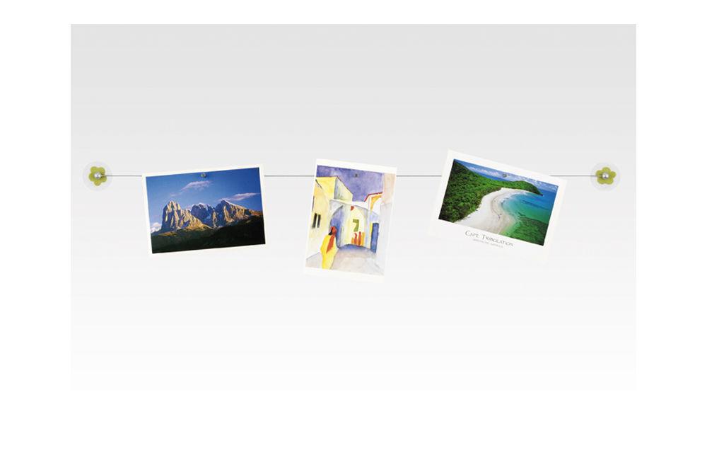 Fotoseil mit Saugnäpfen, 70cm
