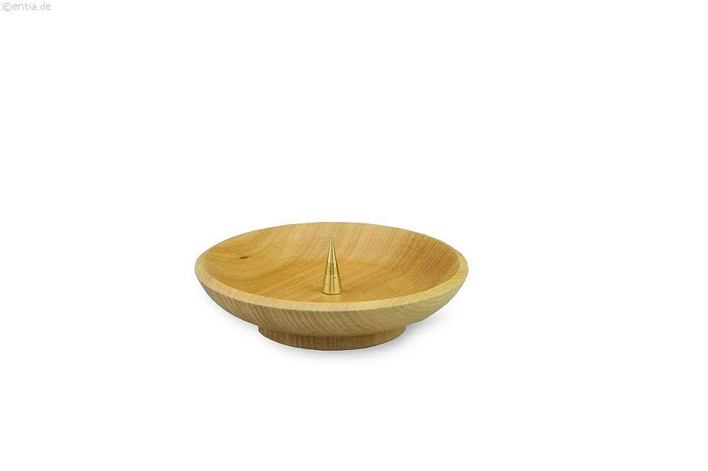 Kerzenteller Kirsche 8cm