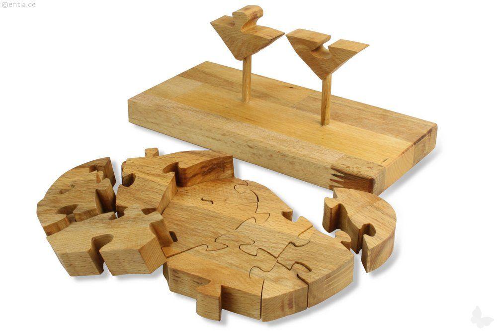 deko puzzle zwei herzen nachhaltiges aus sozialen. Black Bedroom Furniture Sets. Home Design Ideas