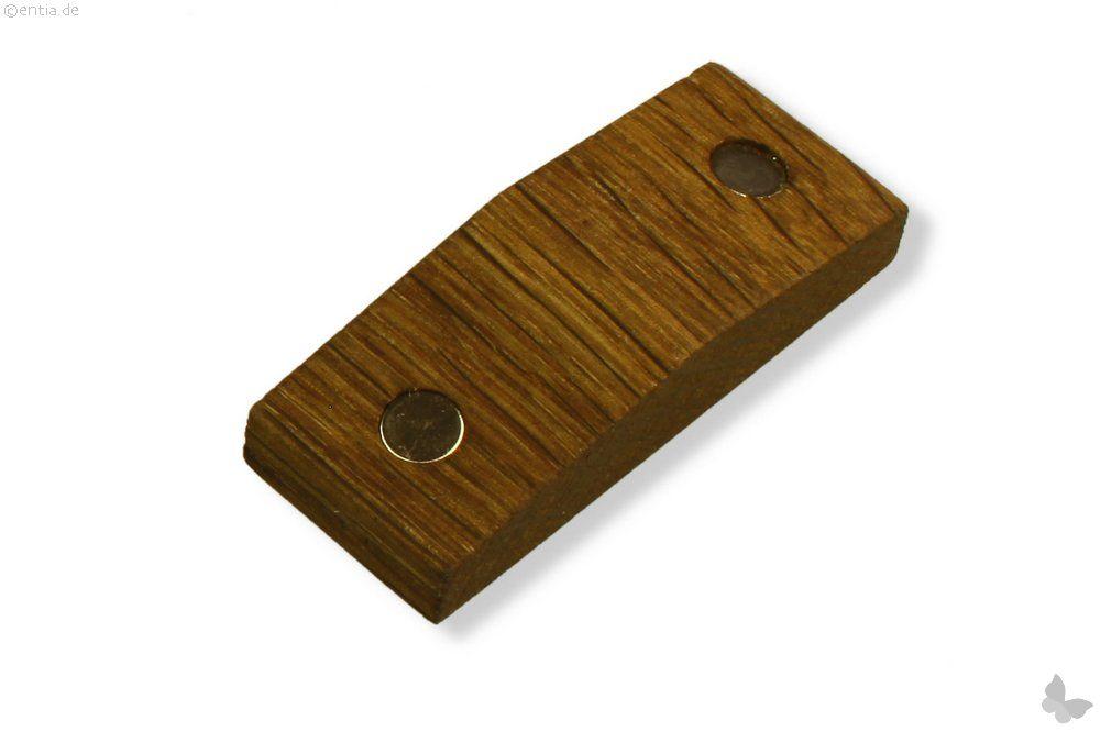 k hlschrank magnet eiche ger uchert nachhaltiges aus sozialen manufakturen. Black Bedroom Furniture Sets. Home Design Ideas