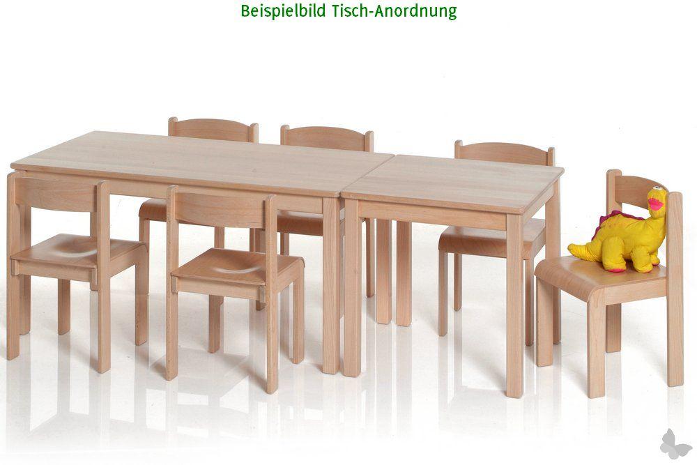 Kindermöbel Tisch Rechteck Buche Nachhaltiges Aus Sozialen
